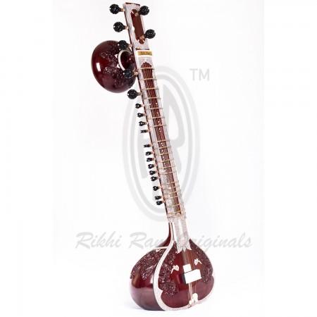 Pt Ravi Shankar Style Sitar- Professional