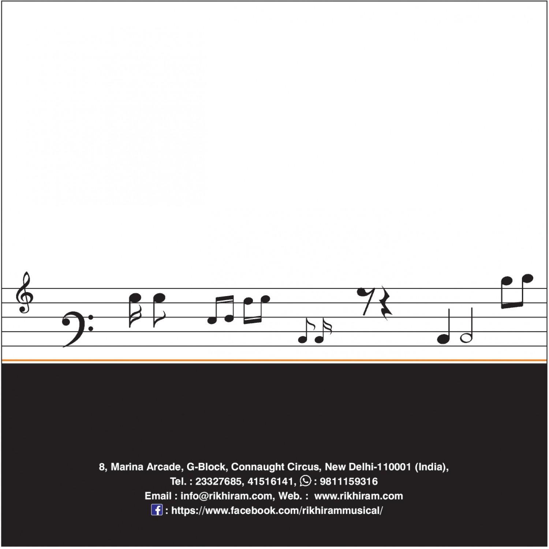 Vilayat Khan Sitar Strings ( pack of 5 )