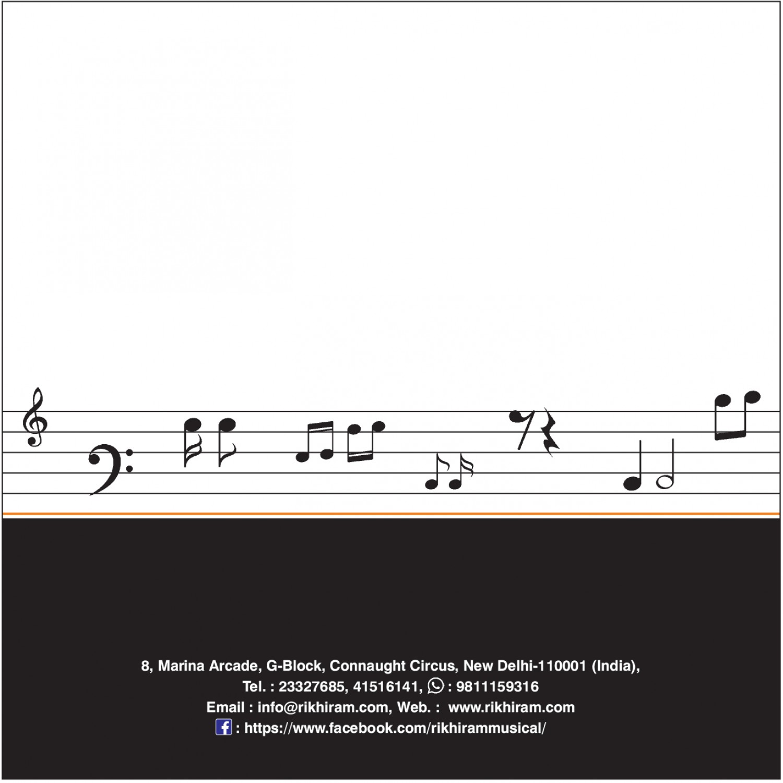 Tamboori Strings(Male)(Pack of 5)