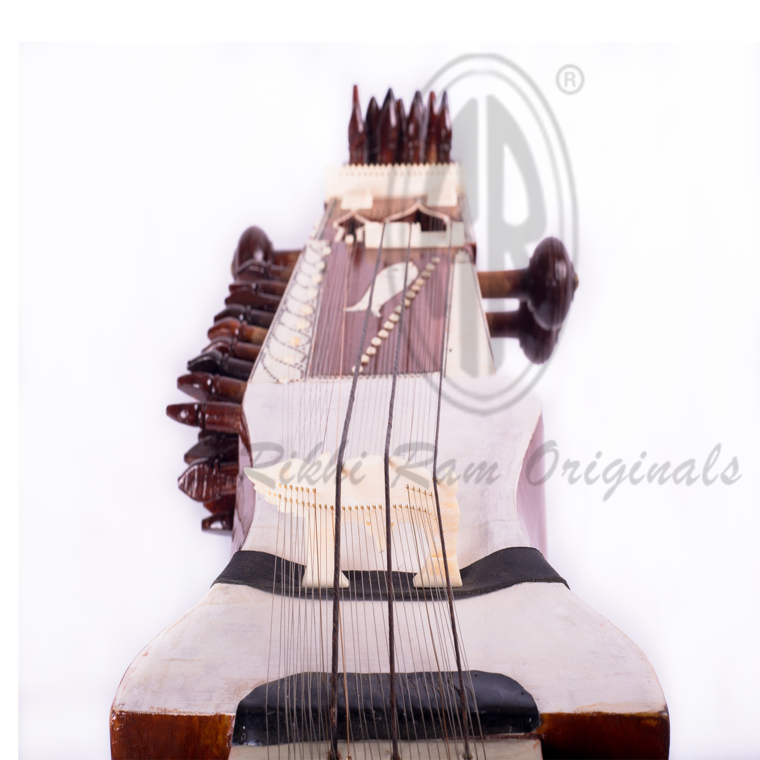 Sarangi (Celluloid Inlay)