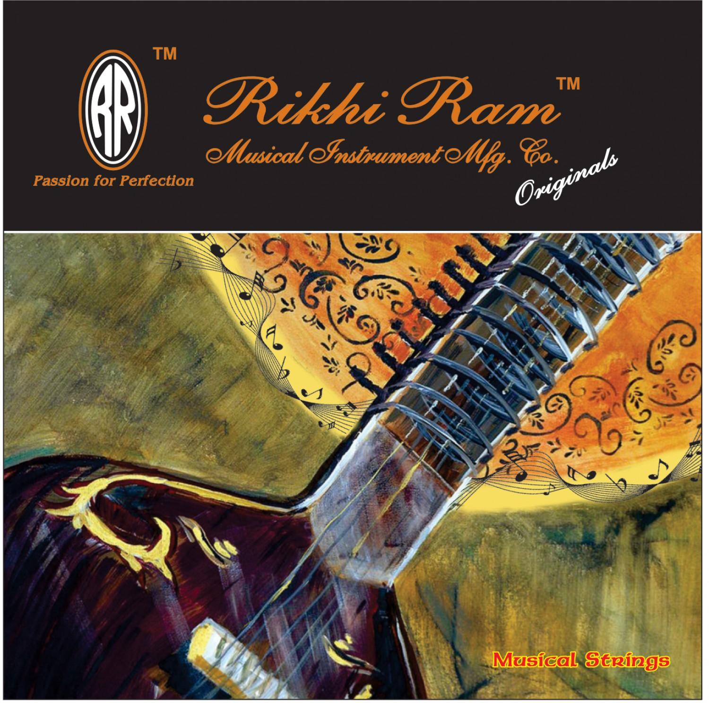 Ravi Shankar Sitar Strings(Pack of 5)