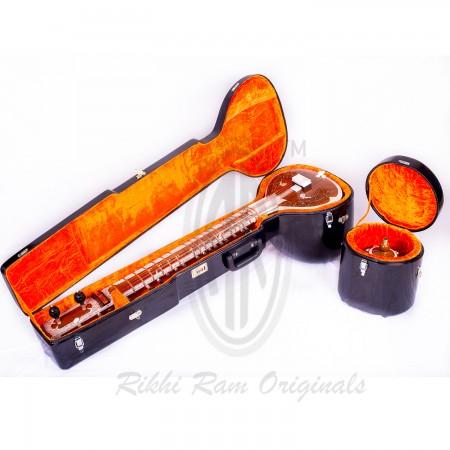 Teak Wood Pt. Ravi Shankar Style Sitar Pro
