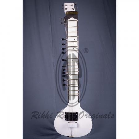 White Zitar (Style 4)
