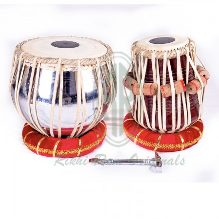 Brass Bayan Tabla (Artist Model)